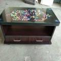 Center table 30x18 2 drawer
