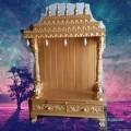 Seven wooden temple