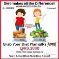 Customize Diet Plan