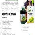 Amla Juice (Original Flavour Drink )
