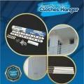 Dry cloths henger