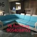 Mango handle sofa set corner