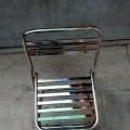 S S Folding chair