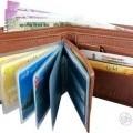 Stylish men leather wallet