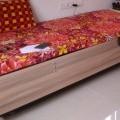 Single 6×3 storage bed
