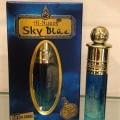 Sky blue Blue for men