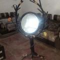 Rajwadi mirror brand new