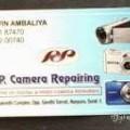 Camera Repairing Shop In Nanpura Surat