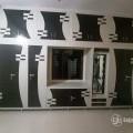 Steel Wardrobe door and shelves