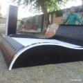 Designer Bed Rs 15500